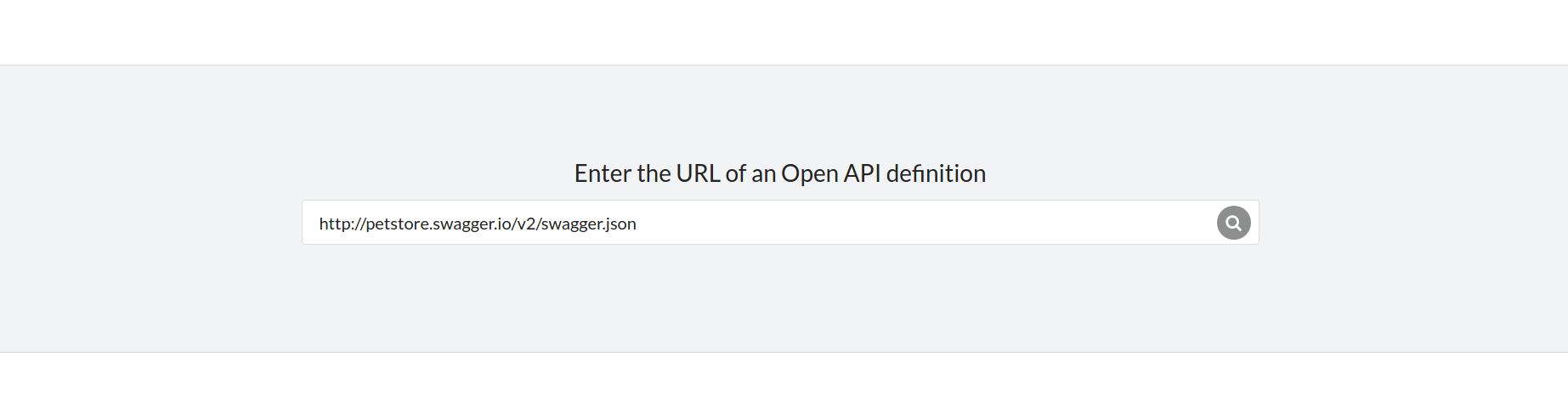 Petstore API